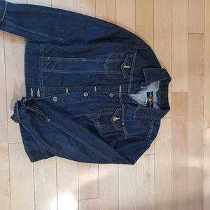Lucky brand jean jacket